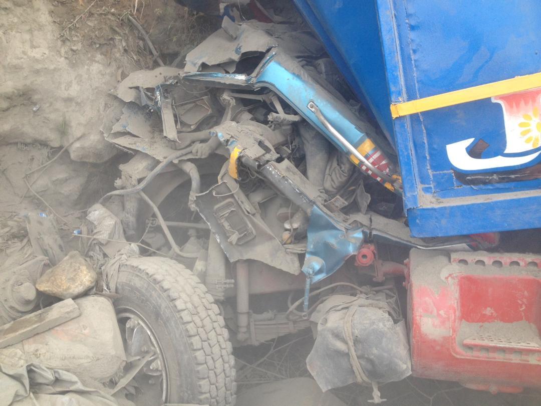 Accident sur la route nationale no 7 : 5 morts et  plusieurs blessés