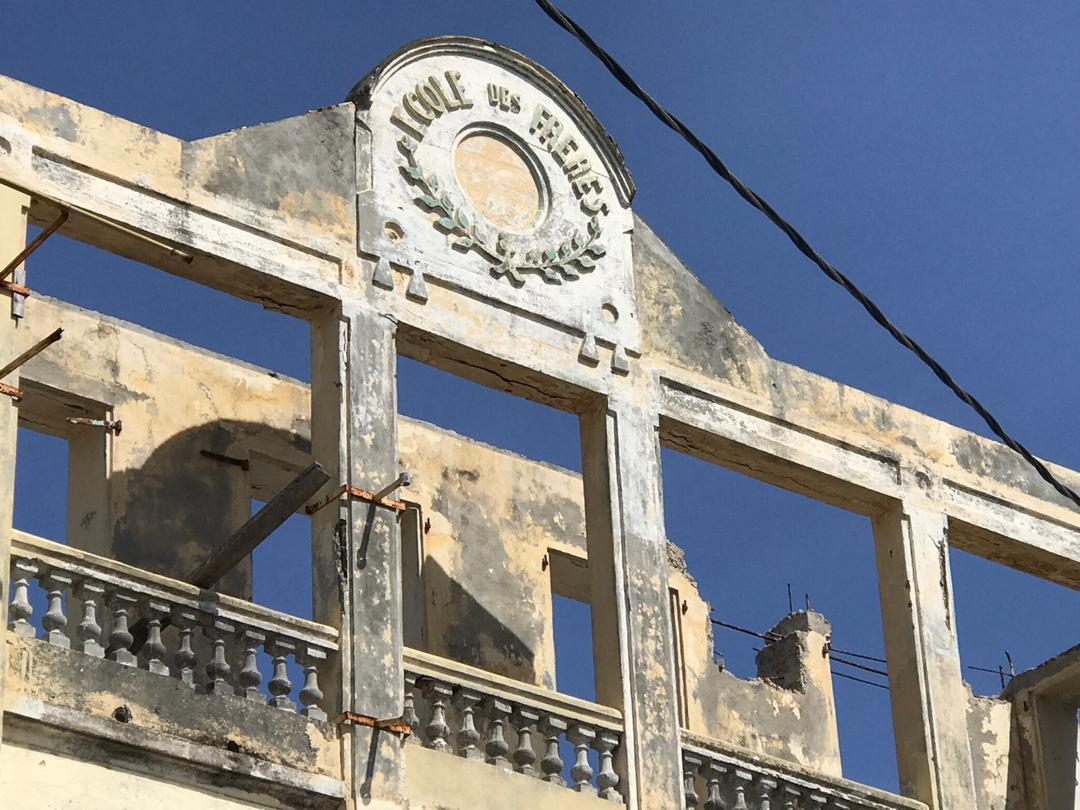 L'Ecole Frères Paulin de Jérémie, un patrimoine menacé de disparition