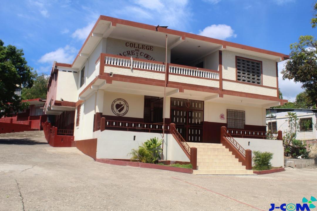 Page d'histoire du Collège Sacré Coeur de Jérémie