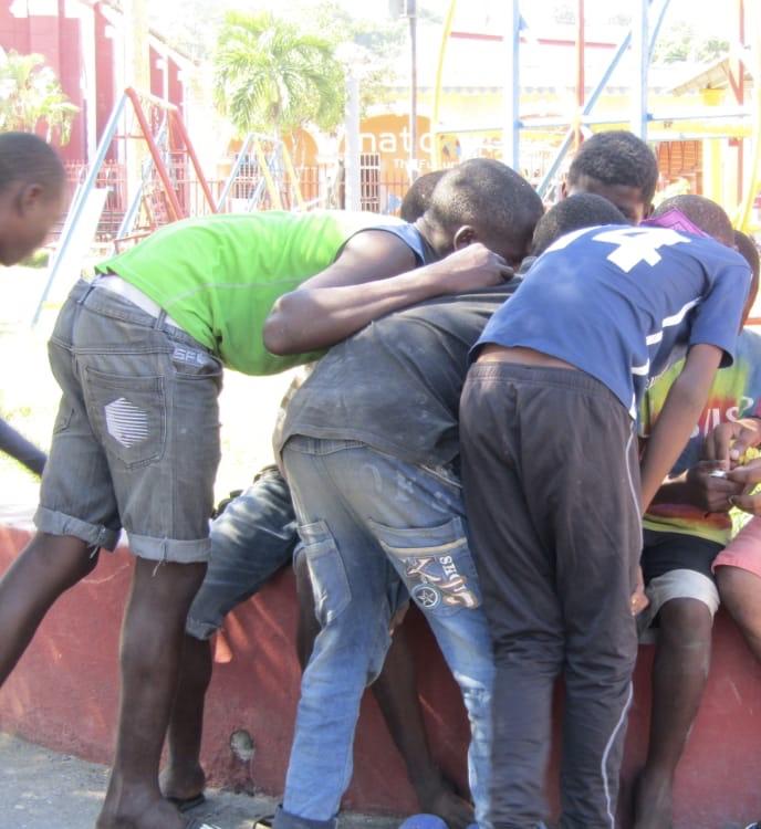 Les enfants de rue en nette progression à Jérémie