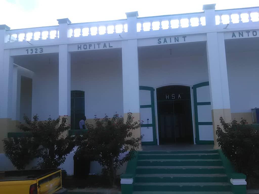 L'Hôpital Saint Antoine de Jérémie, 97 ans aux services de la population