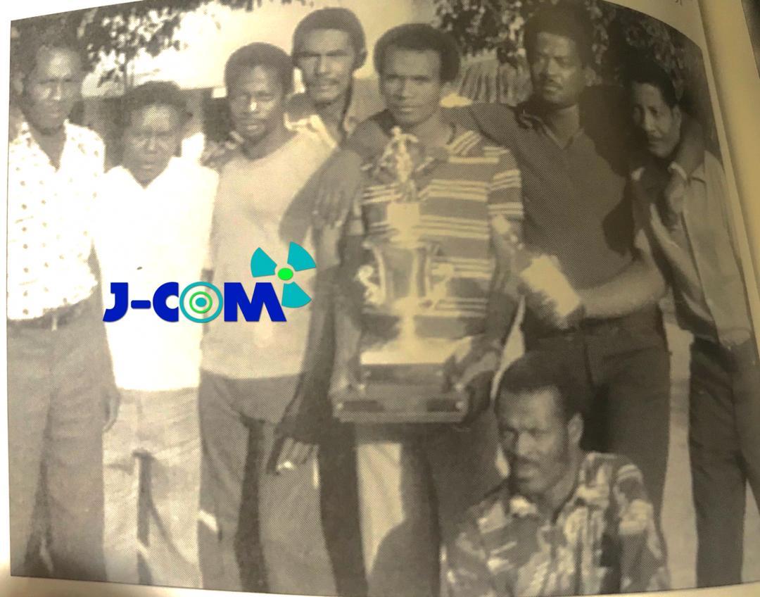 Il y a 45 ans, Jérémie championne interrégional