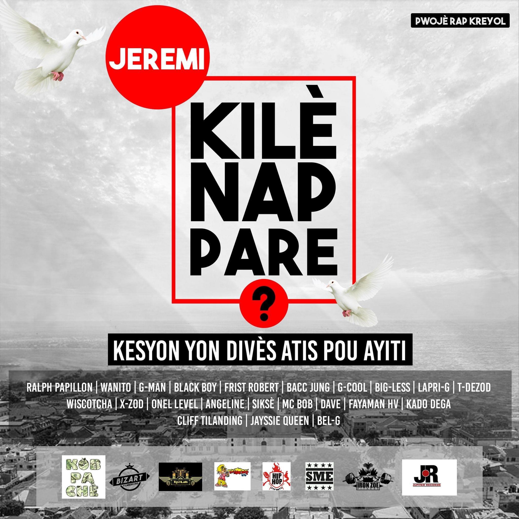 """Kile Nap Pare Jeremie """"Various Haitian Artists"""""""
