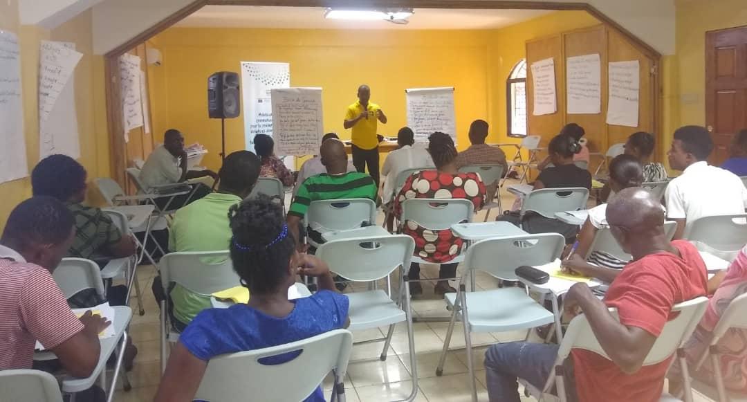 L'Intiative Spotlight touche les enseignants de la Grand'Anse