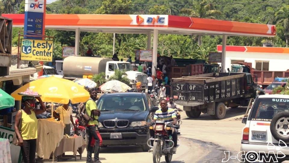 Haïti : Jovenel Moïse confirme la baisse des prix du pétrole sur le marché local