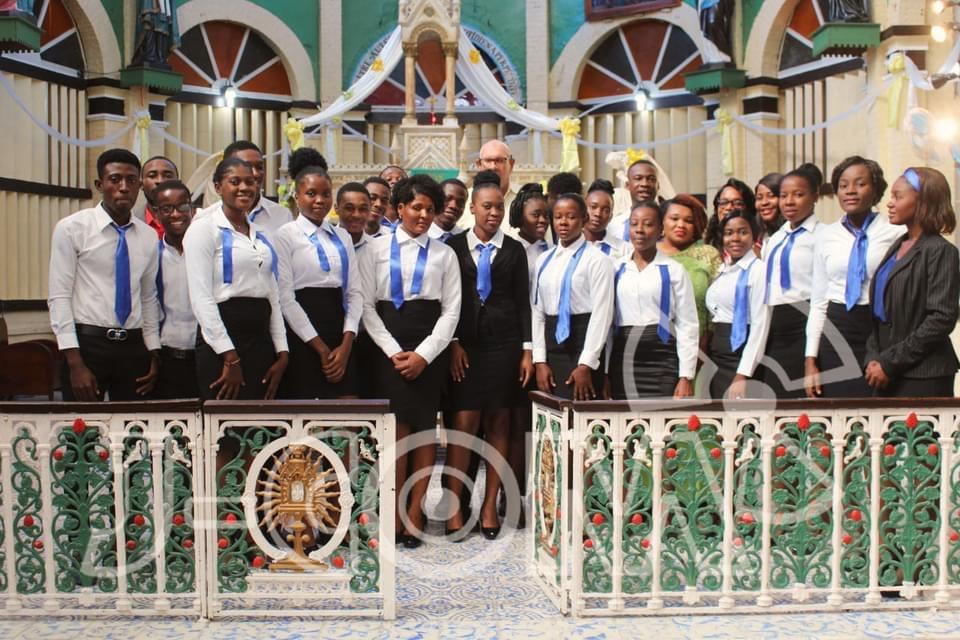 Une messe d'action de grâce pour célébrer les 10 ans de l'UNOGA
