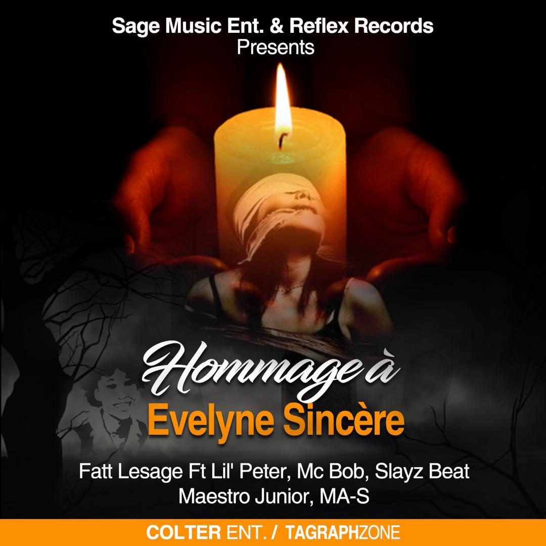 Hommage a Evelyne Sincere- Fat Lesage Ft Lil Peter, MC Bob,Slayz Beat,Maestro Junior,MA-S