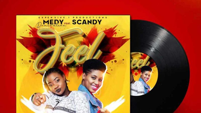 Feel – Medy Feat Scandy
