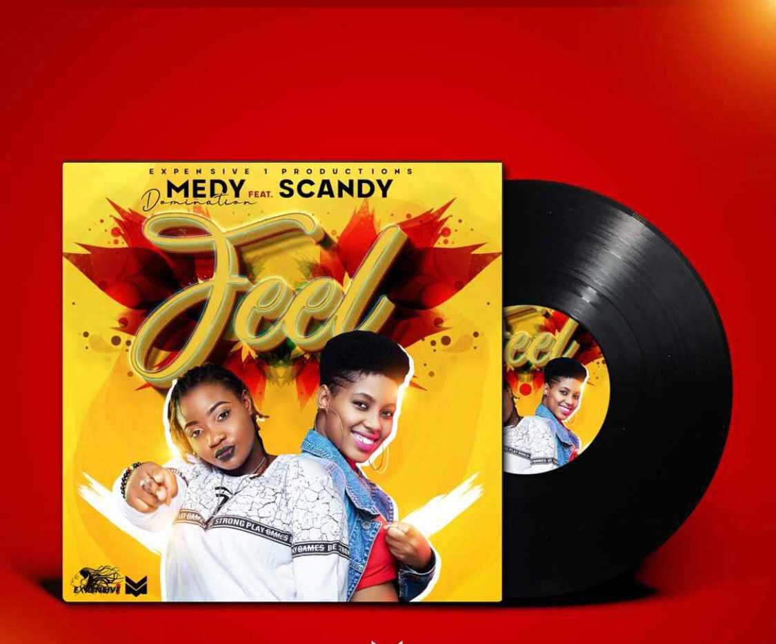 Feel – Medy Feat Scandy