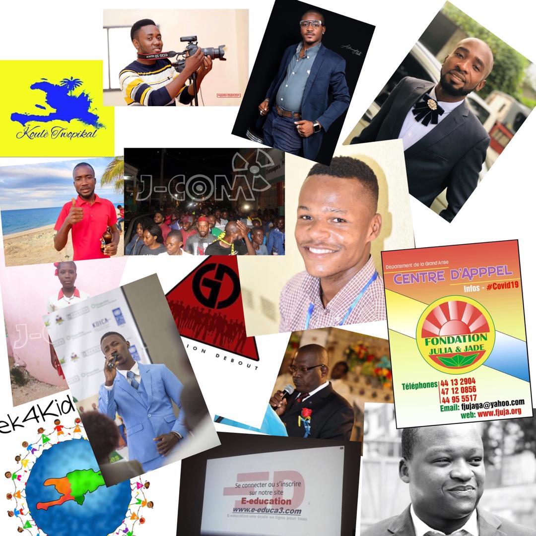 15 personnalités marquantes de l'année 2020 dans la Grand'Anse