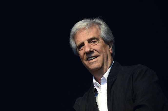Tabaré Vazquez, premier président de gauche de l'Uruguay, est mort.