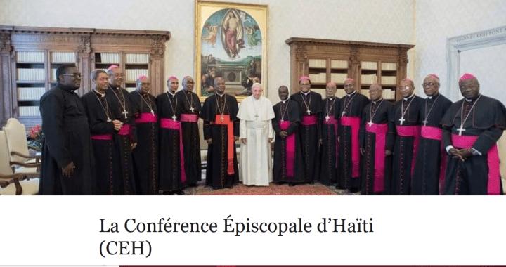 Message des Évêques Catholiques d'Haïti (CEH)