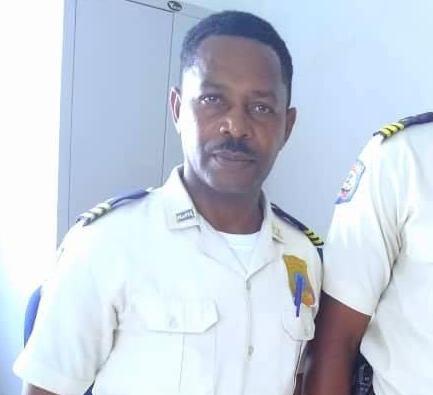 Jean Georges Richard, nouveau responsable de police à Dame Marie
