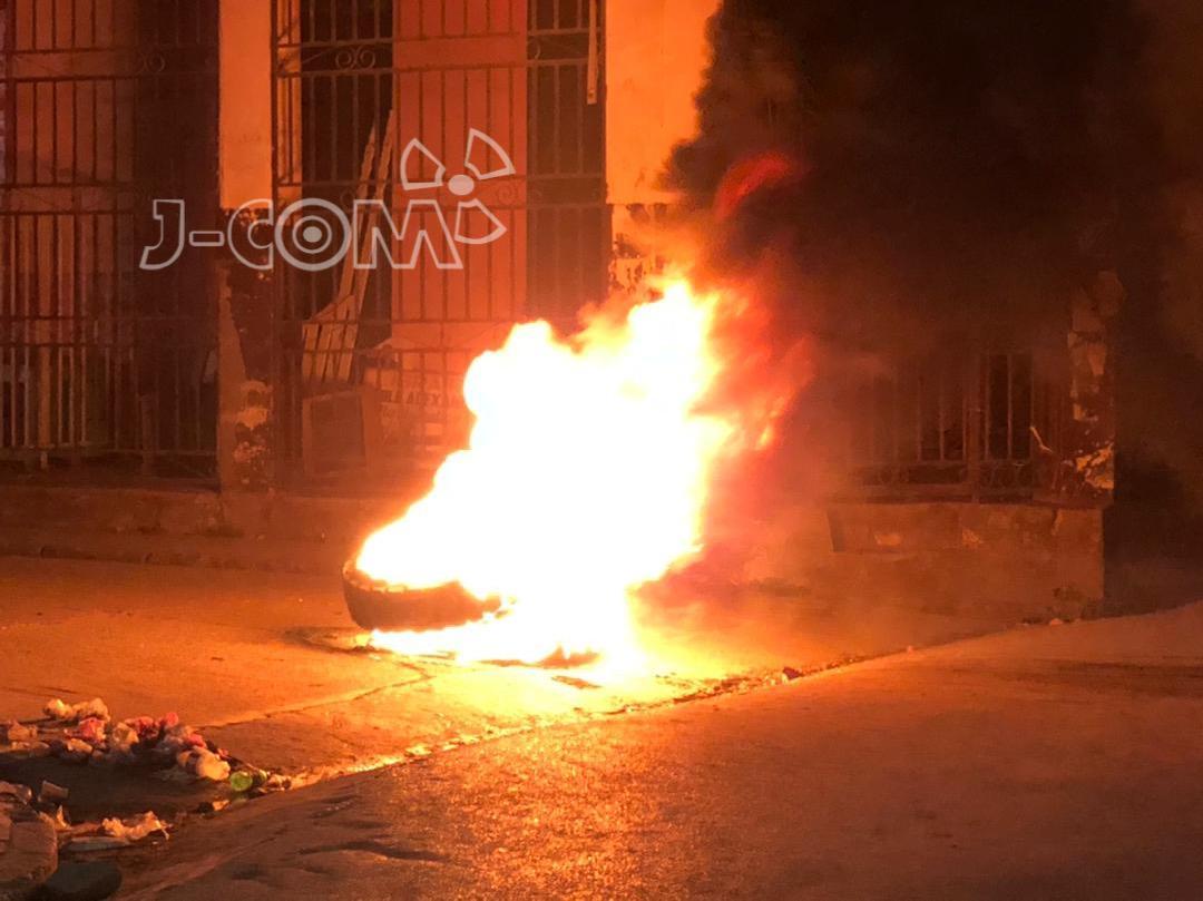 Ce soir, des militants de l'opposition dans les rues de Jérémie