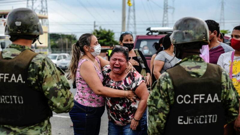 En Équateur, au moins 75 détenus tués dans des violences en prison
