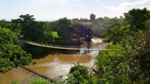 Ce pont relie Chameau à Moron