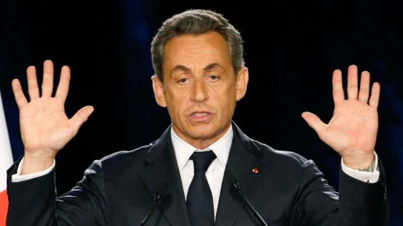 Nicolas Sarkozy jugé coupable de corruption condamné à 3 ans de prison